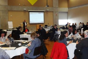 The Portlands Energy Centre colloquium attracted more than 50 researchers, professors, students, energy sector workers, public and private sector employees and members of the community to discuss how to strengthen sustainable power plants.