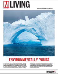 Macleans Environmentally Yours Cover Image