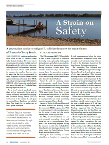 Strain on Safety Article Image